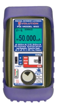 an example of a multifunction calibrator